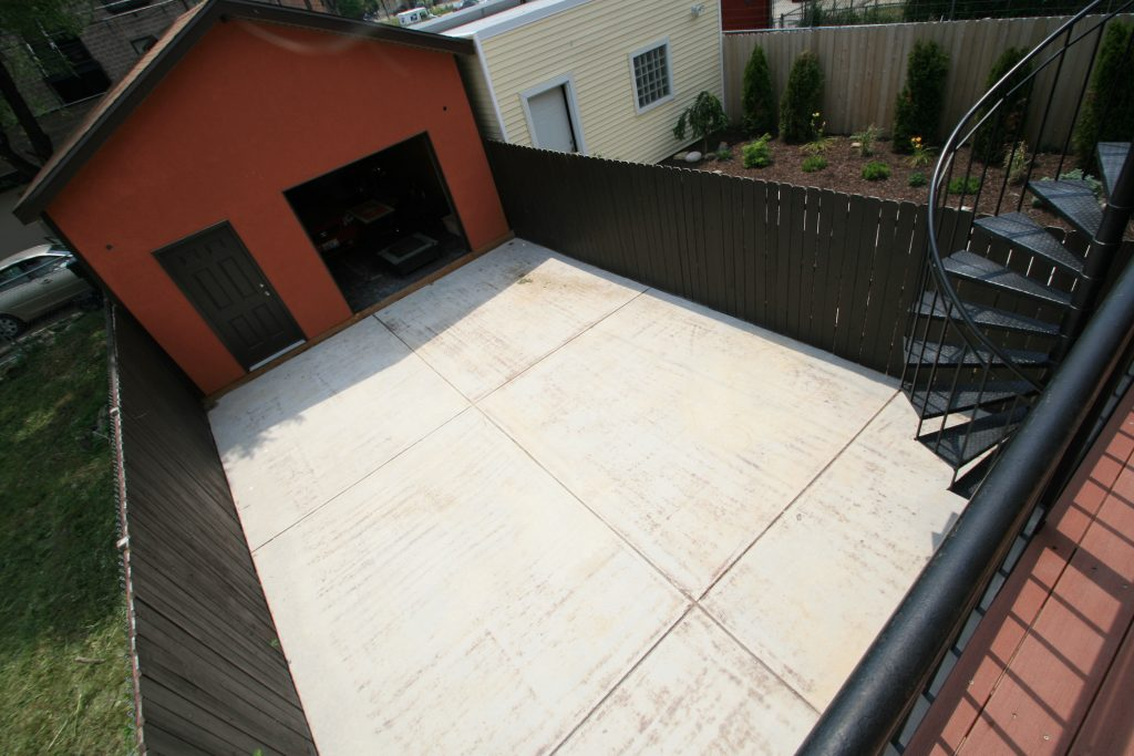 Chicago, Before & After, Backyard, Transformation, Hacienda, Rustic,