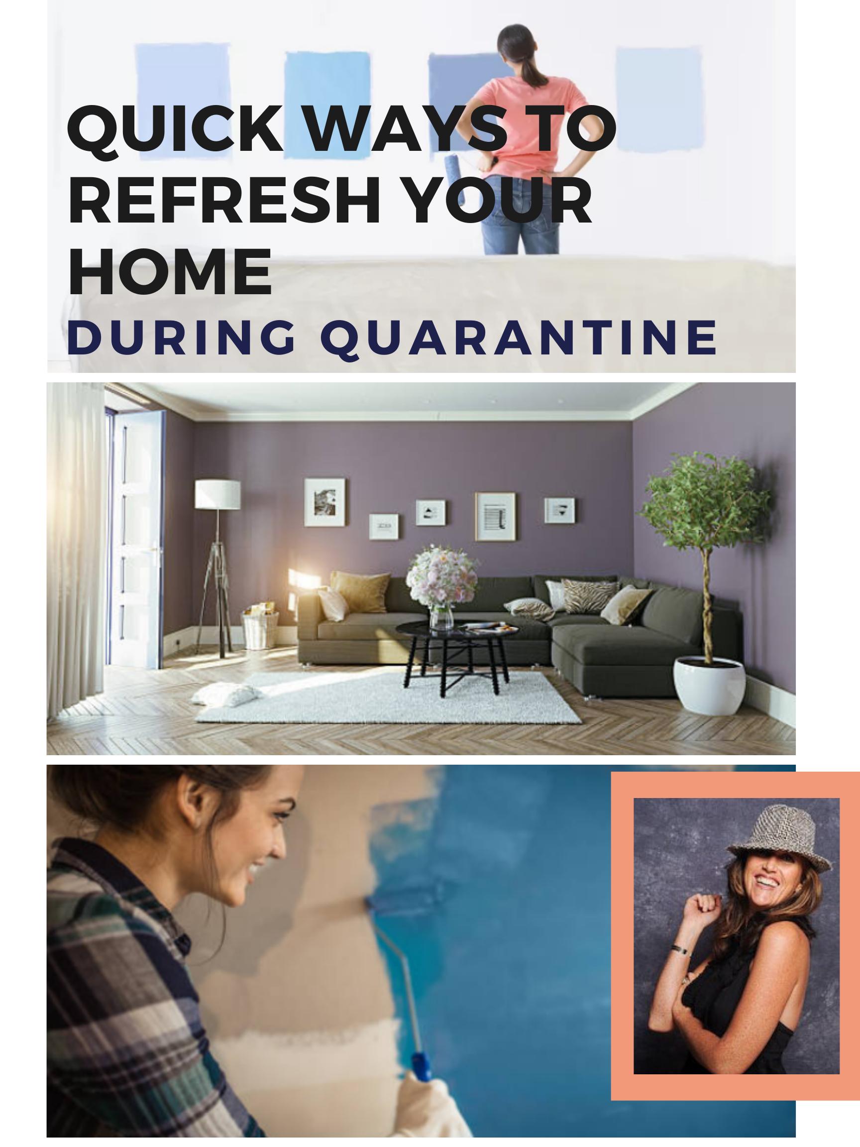 Quarantine Decorating Ideas