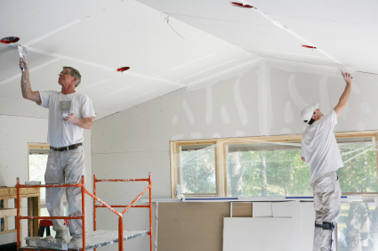 Paint Specialists and Designers at work
